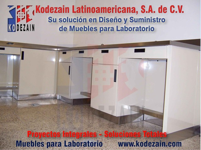 Kodezain Muebles para laboratorio, mesas para laboratorio ...