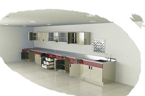 Kodezain muebles para laboratorio mesas para laboratorio for Mobiliario de diseno